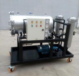 过滤LYC-J100DsR汽轮机油除杂质聚结脱水过滤机