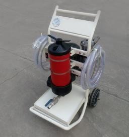滤油机LYC-A329as煤油实用手推式滤油车