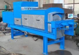 10吨/时尾菜压榨机照片、型号——大型单螺旋压榨脱水设备生产商