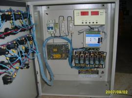 低压除尘控制柜系统,故障低,易操作DCS,远程起停连锁控制。