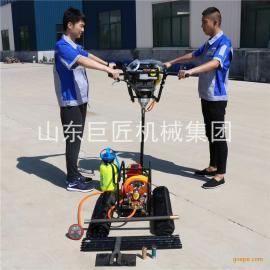 巨匠集团BXZ-2型双人背包钻机便携式取样钻机