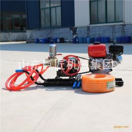 巨匠集团QZ-2B型汽油机轻便取样钻机效率高节省工作效率