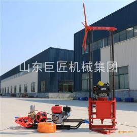 巨匠集团QZ-2C型汽油机轻便取样钻机轻便快捷取样