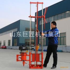 巨匠集团QZ-2CS型卷扬机款汽油机轻便取样钻机效率高简单易操作