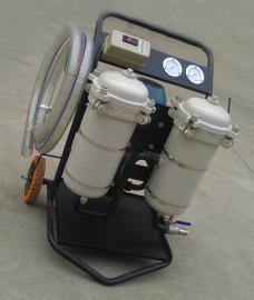 过滤LYC-B50Fi润滑油高质量小型滤油车