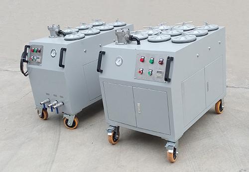 油过滤CS-AL-6Rx机油高粘油超精密净油机