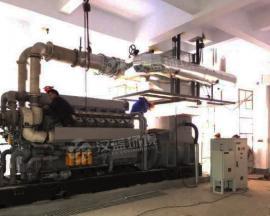 餐厨垃圾沼气发电机组烟气脱硝设备 餐厨垃圾沼气电站SCR脱硝