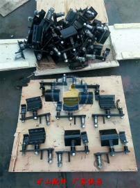 专业索道抱索器生产 固定抱索器 猴车活动式抱索器 型号齐全