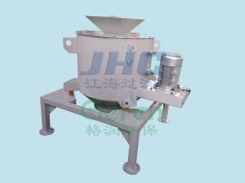 江海过滤金属屑铜铁铝物料甩干脱油设备标准单机