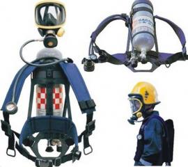 正压式携气式呼吸器