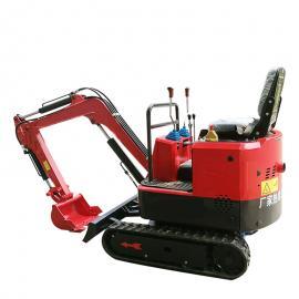 小型挖掘机源头简单方便 农用微型08挖掘机用途广泛