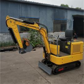 15小型挖掘机建筑施工专用 微型挖掘机维护方便