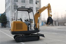 农用小型挖掘机作业面积大 18挖掘机好用实惠