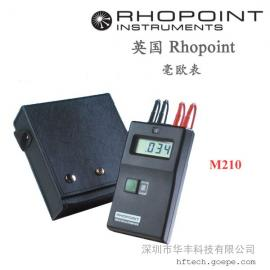 原装进口 英国Rhopoint M210毫欧表 欧姆表