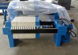 污水处理专用板框压滤机