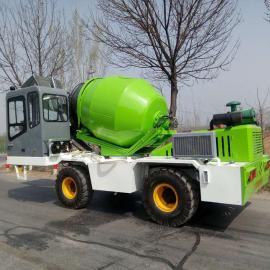 新混凝土施工�b�� 4.0立方自�由狭��拌���拌斗�b�d�C