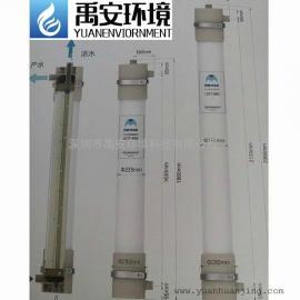 膜天超滤外压膜装置超滤膜UOT-856中空纤维超滤膜UOT-856