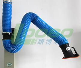 焊烟净化器配套用壁挂式柔性吸气臂