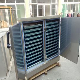 博远热销72盘蒸汽馒头蒸房 蒸车蒸柜 食品厂蒸箱