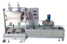 乳胶漆自动灌装机 25升自动灌装设备 性能更稳定