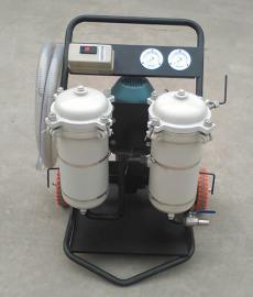 过滤器LYC-BYSQ汽轮机油增强小型滤油车