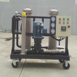 过滤器GLYC系列IZS润滑油不锈钢高粘油滤油车