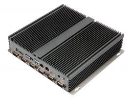 研睿YR-52I工控一体机工业电脑无风扇嵌入式工业计算机