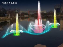 音乐喷泉-嘉鹏大型不锈钢音乐喷泉设备设计制作安装