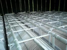 众瑞环保屋脊式除雾器