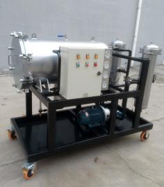 滤油机LYC-J150汽轮机油防爆聚结脱水净油机