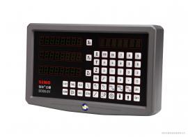 SINO信和/诺信SDS6-2V金属光栅数显表 信和两轴光栅数显表