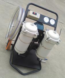 日欣净化LYC-B25F2燃油高配高精度净油机