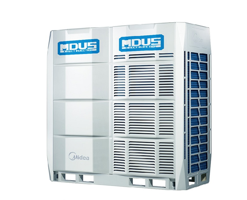 美的商用中央空调MDVS商用多联机主机室外机组