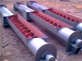 混凝土螺旋输送机耐磨损不卡料