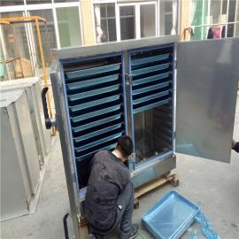 博远生产双门72盘馒头蒸箱 蒸箱全发泡蒸房醒蒸一体蒸房