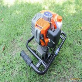 大马力地钻挖坑机 汽油种树挖坑机 果园施肥打坑机