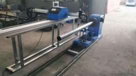 圆管切割机自动切管机管道相贯线台式管板一体切割机