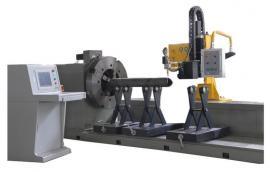 管道相贯线切割机自动切管机大型台式
