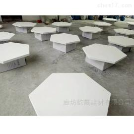 天花板悬挂吸声体 声学吸音垂片 屹晟建材出品 岩棉玻纤吸声板