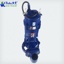如克WQG切割式污水泵抽化粪池潜水泵