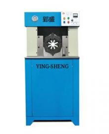 郢盛液压 YING-SHENG油管扣压机 钢管压管机 缩管机