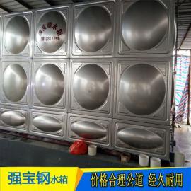 专业生产不锈钢水箱 生活饮用水箱 水处理设备水箱