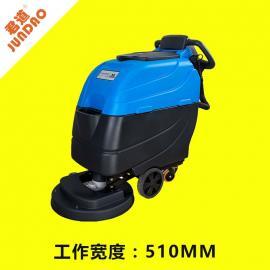 XD55电瓶式全自动洗地机君道牌