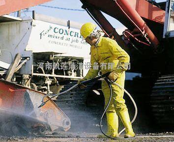 500公斤高压水枪 制糖厂蒸发罐清洗机