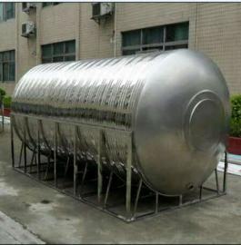 不锈钢水箱 圆形承压保温不锈水箱 工业水箱