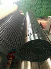 蜂窝型排水板