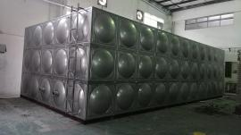 组合式不锈钢水箱sus304 316 444大型不锈钢水箱免费现场安装