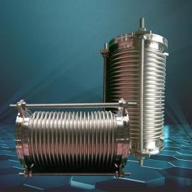 不锈钢金属补偿器 法兰波纹管补偿器 304法兰式拉杆金属补偿器