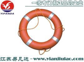 耐用抗�射泳池用橡塑救生圈、YFD-YC-011泳池救生圈