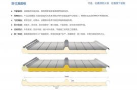 聚氨酯夹芯板的jiage影响因素